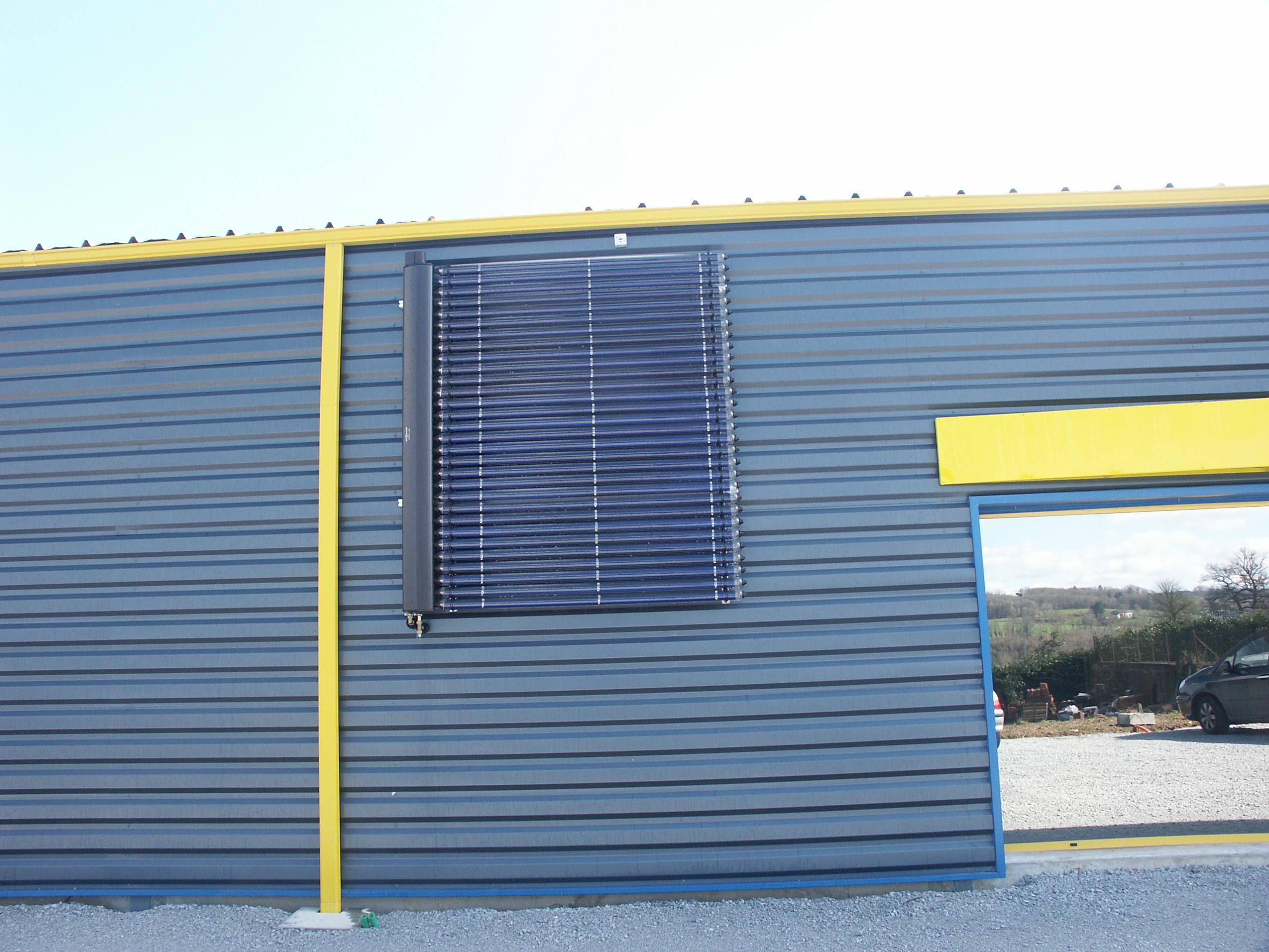 Energies renouvelables avs for Recyclage des panneaux solaires